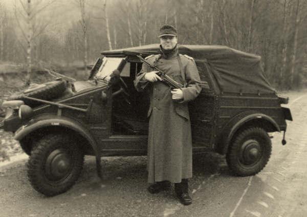 VW KÜBELWAGEN TYPE 82 1942 FROM GERMAN KRIEGSMARINE FOR SALE